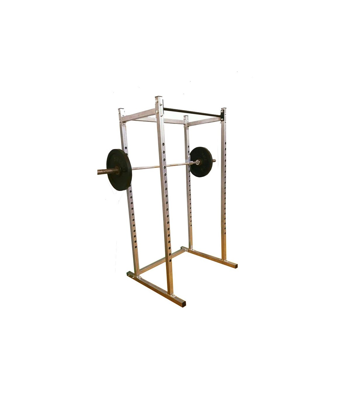 Power Rack Zincato